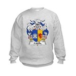 Calella Family Crest Kids Sweatshirt