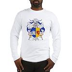 Calella Family Crest Long Sleeve T-Shirt