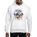 Calella Family Crest Hooded Sweatshirt