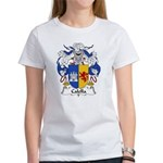 Calella Family Crest Women's T-Shirt