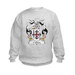 Calleja Family Crest Kids Sweatshirt