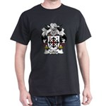 Calleja Family Crest Dark T-Shirt