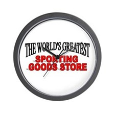 """The World's Greatest Sporting Goods Store"" Wall C"