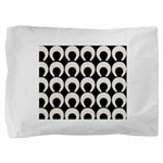 Retro Mod Pattern Pillow Sham