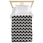 Retro Mod Pattern Twin Duvet