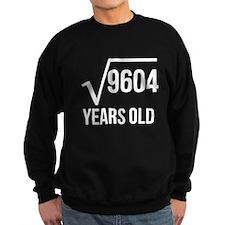 98 Years Old Square Root Sweatshirt