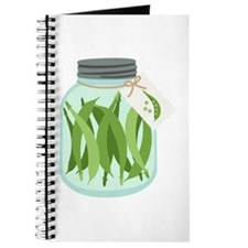 Pickled Green Beans Journal