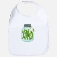 Pickled Green Beans Bib