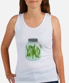 Pickled Green Beans Tank Top