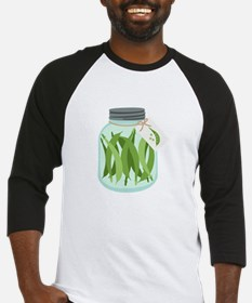 Pickled Green Beans Baseball Jersey