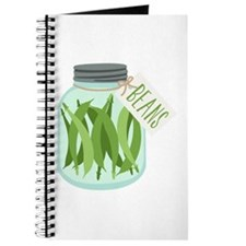 Pickled Green Bean Journal