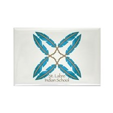 Cute St. labre indian school Rectangle Magnet