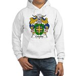 Cadalso Family Crest Hooded Sweatshirt