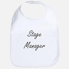 Stage Manager Artistic Job Design Bib