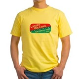 Lassen volcanic national park Mens Yellow T-shirts