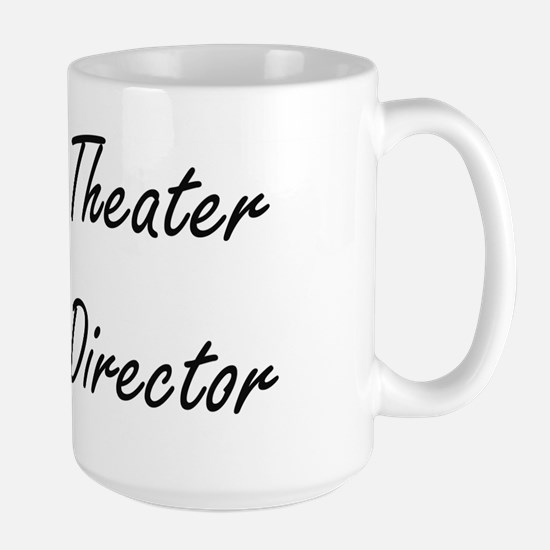 Theater Director Artistic Job Design Mugs