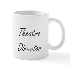 Theatre Director Artistic Job Design Mugs