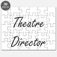 Theatre Director Artistic Job Design Puzzle