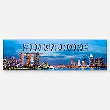 Singapore Sticker (Bumper)
