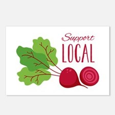 Support Local Postcards (Package of 8)