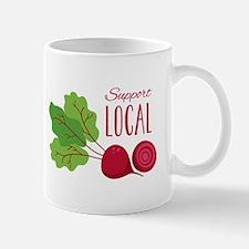Support Local Mugs