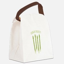 Grown Locally Canvas Lunch Bag