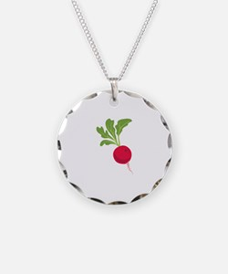 Radish Necklace