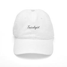 Toxicologist Artistic Job Design Baseball Cap