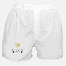Wine Glass Boxer Shorts