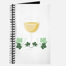 Wine Glass Journal