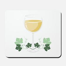 Wine Glass Mousepad