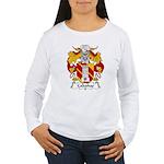 Cabanas Family Crest Women's Long Sleeve T-Shirt