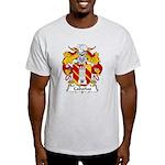Cabanas Family Crest Light T-Shirt