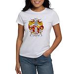 Cabanas Family Crest Women's T-Shirt