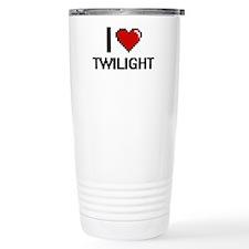 I love Twilight digital Travel Mug