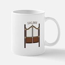 Saloon Doors Mugs