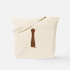 Pepper Mill Tote Bag
