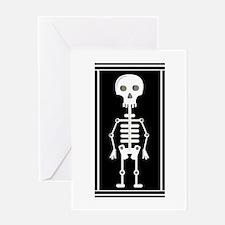 Skeleton Greeting Cards