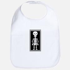 Skeleton Bib