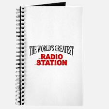 """The World's Greatest Radio Station"" Journal"