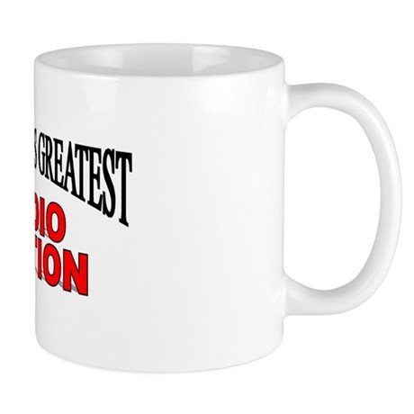 """The World's Greatest Radio Station"" Mug"