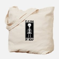 X For X-ray Tote Bag