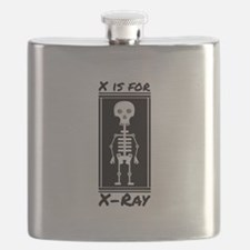 X For X-ray Flask