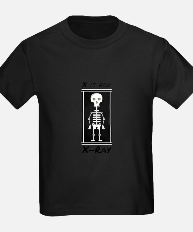 X For X-ray T-Shirt