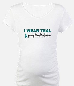 I Wear Teal For My Daughter-In-Law 2 Shirt