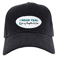 I Wear Teal For My Daughter-In-Law 2 Baseball Hat