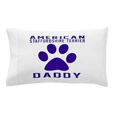 Alaskan Malamute Daddy Designs Pillow Case