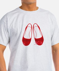Ruby Sllippers T-Shirt