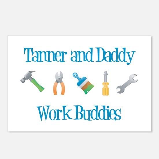 Tanner - Work Buddies Postcards (Package of 8)