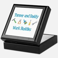 Tanner - Work Buddies Keepsake Box